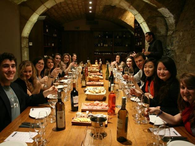 Barcelona Beer and Wine Experience
