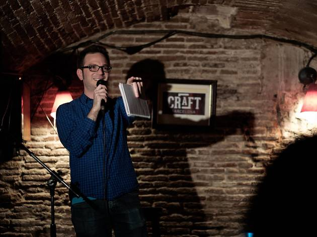 That Comedy Show Spotlight: The Best of Barcelona - Free Standup