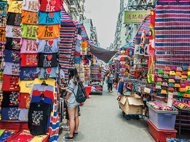 Top ten Hong Kong markets