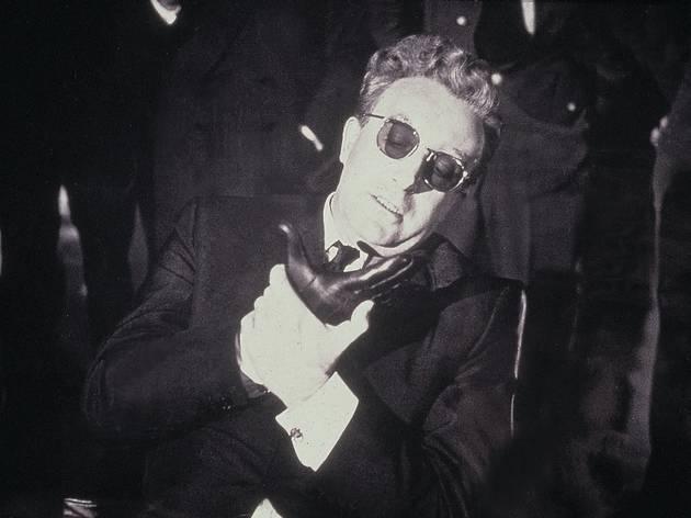 Directors discuss Stanley Kubrick: Dr Strangelove