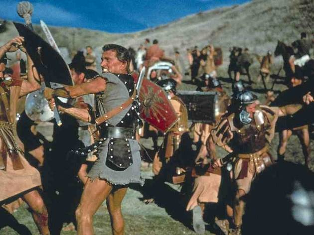 Directors discuss Stanley Kubrick: Spartacus