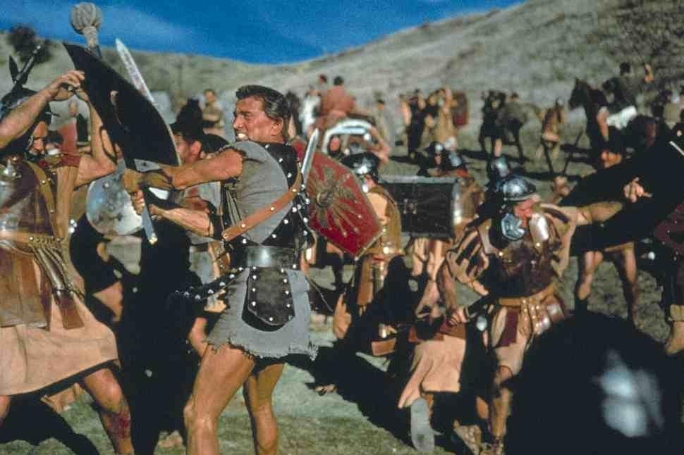 Close-Up on Stanley Kubrick: 'Spartacus'