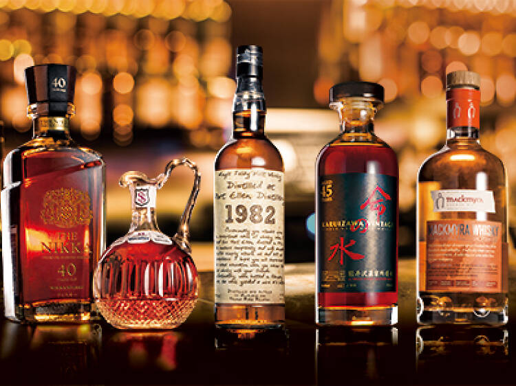 Where to drink Hong Kong's rarest whiskies