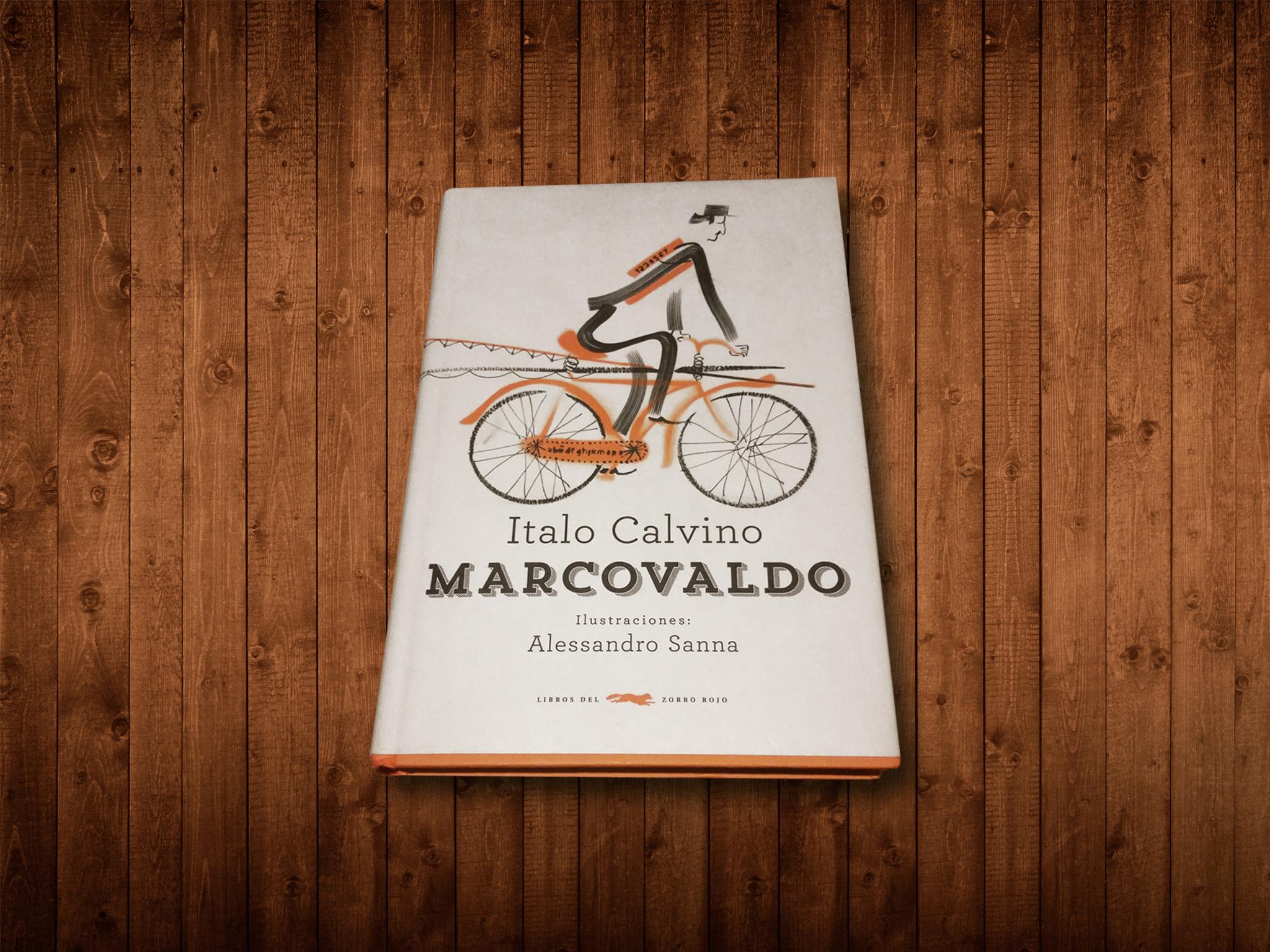 Marcovaldo libro para niños