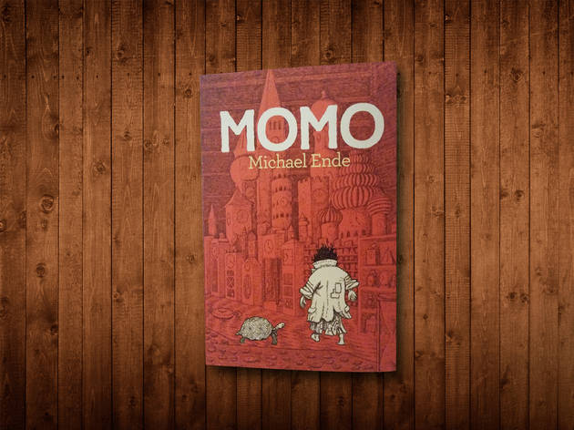 Libro para niños Momo