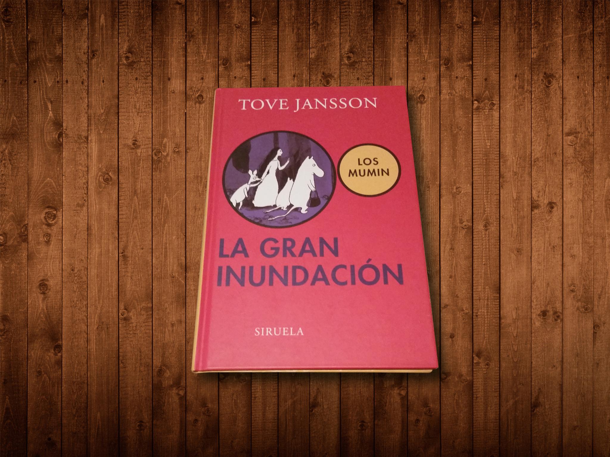 La gran inundación, de Tove Jansson