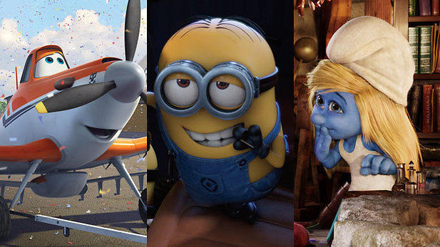 Movies for kids this summer: Our ten picks for summer 2013