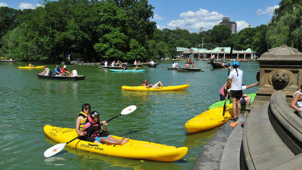 NYC festival and fair guide for families: summer 2014