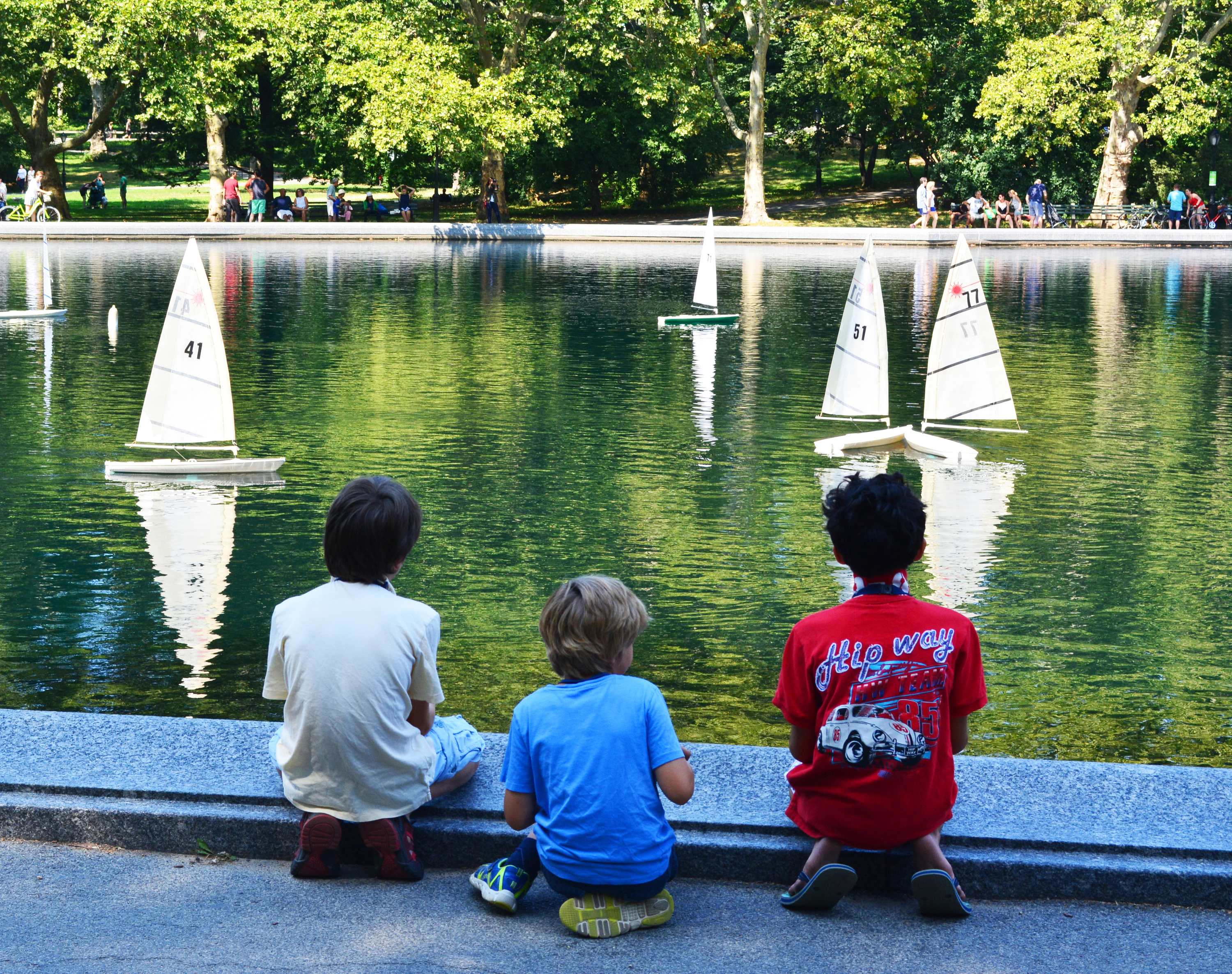 Summer activities for kids in NYC