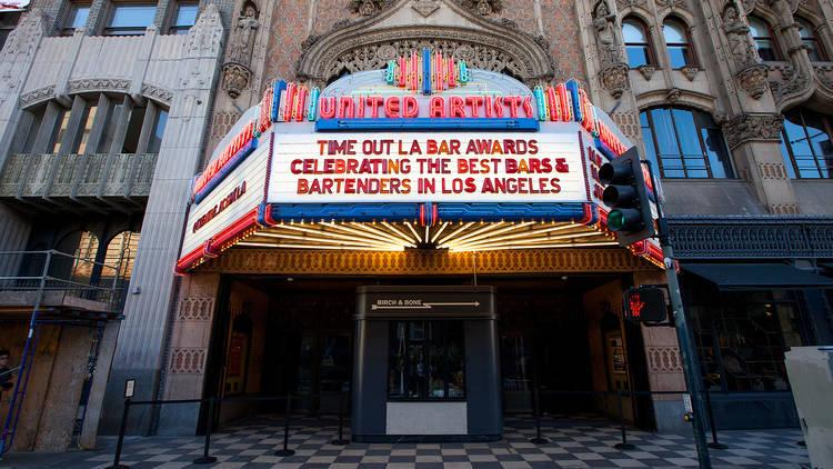 Time Out LA Bar Awards 2016