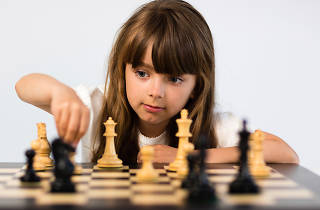 Taller de ajedrez para niños