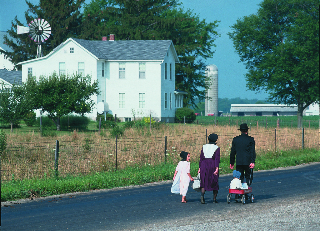 Amish Country, IN