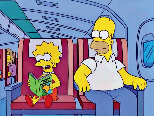 Lisa meets her heroes