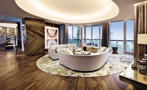 Hong Kong's Top 10 Expensive homes - Shot of Stubbs, Mid Levels