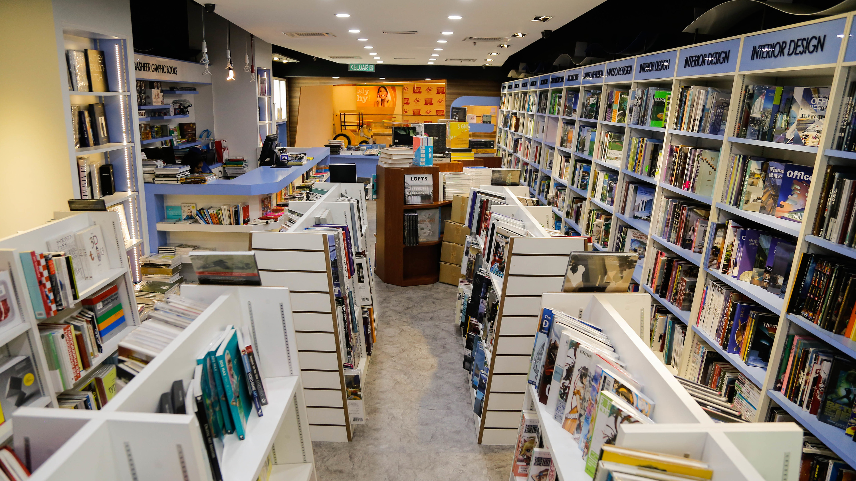 The Best Bookstores In Kl