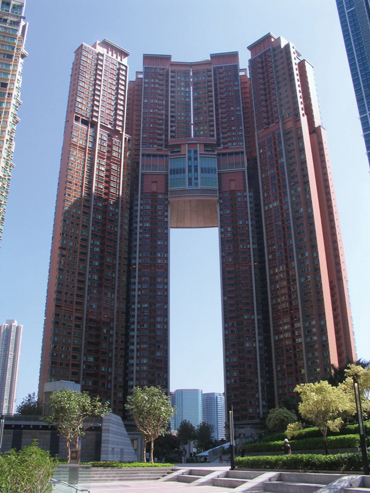 Hong Kong's Top 10 Expensive homes - The Arch, Kowloon