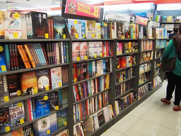 Popular bookstores