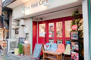 Cine Mad Café