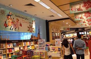 Times Bookstore Pavilion KL