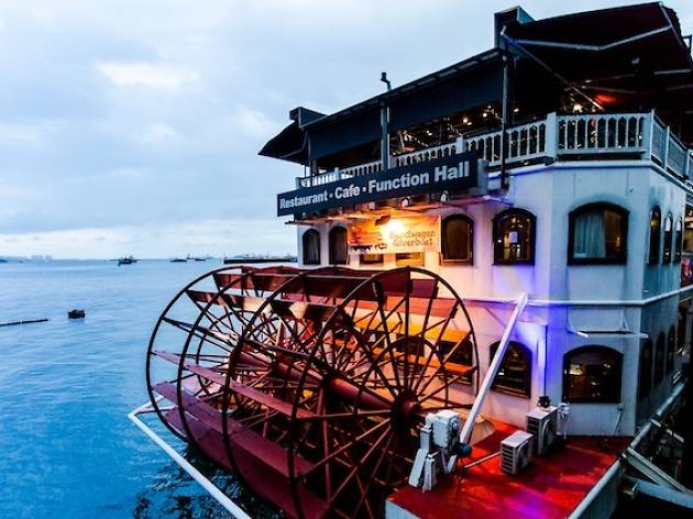 Bandwagon Riverboat