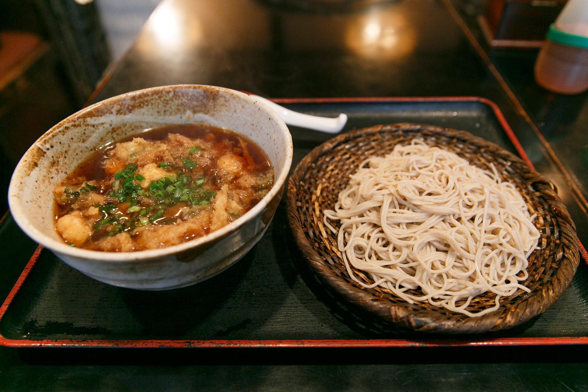Soba at Choseian