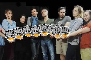 BIG: Barcelona Improv Group, The Real Housewives of BIG