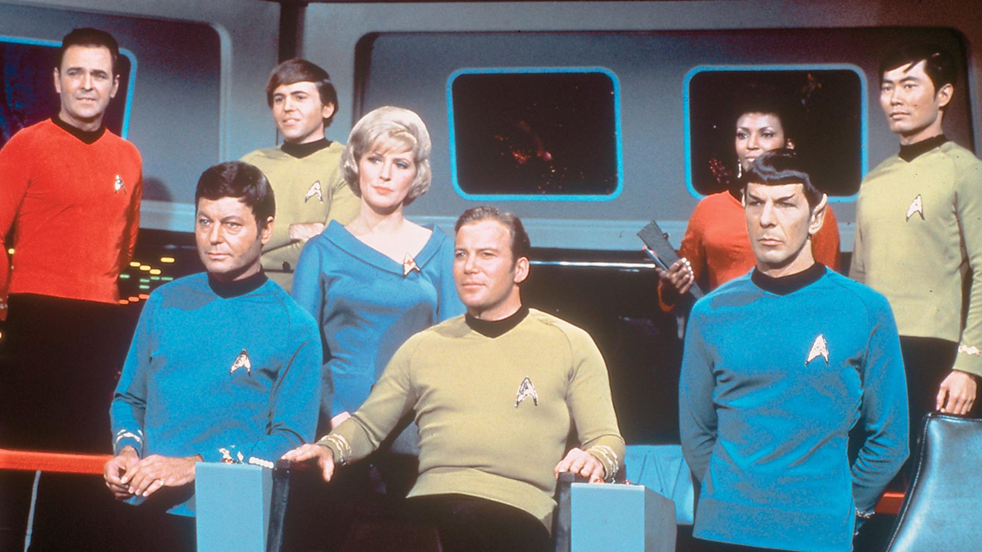 El cartell de Sitges està dedicat a 'Star Trek'