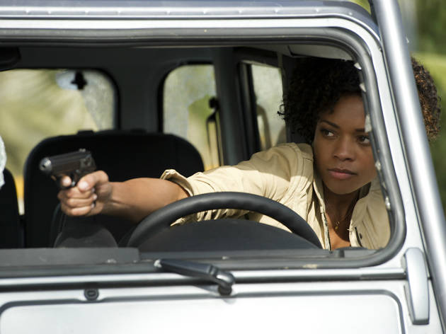 Six women who could play Bond: Naomie Harris