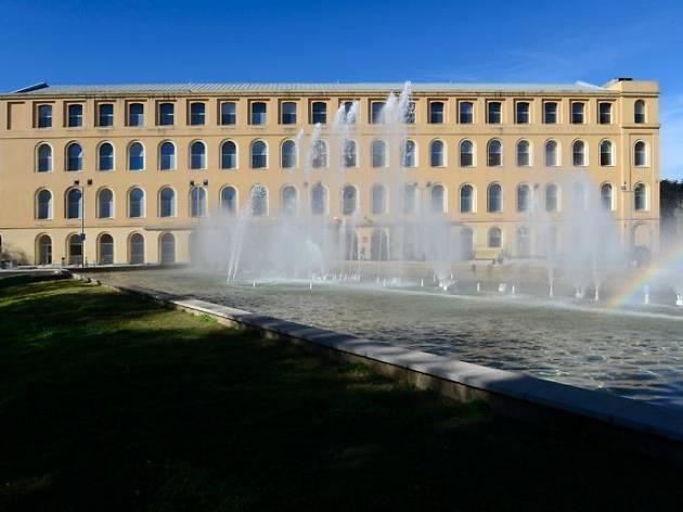 Biblioteca Ignasi Iglésias-Can Fabra