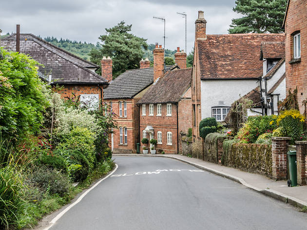 Ten chocolate-box villages near London