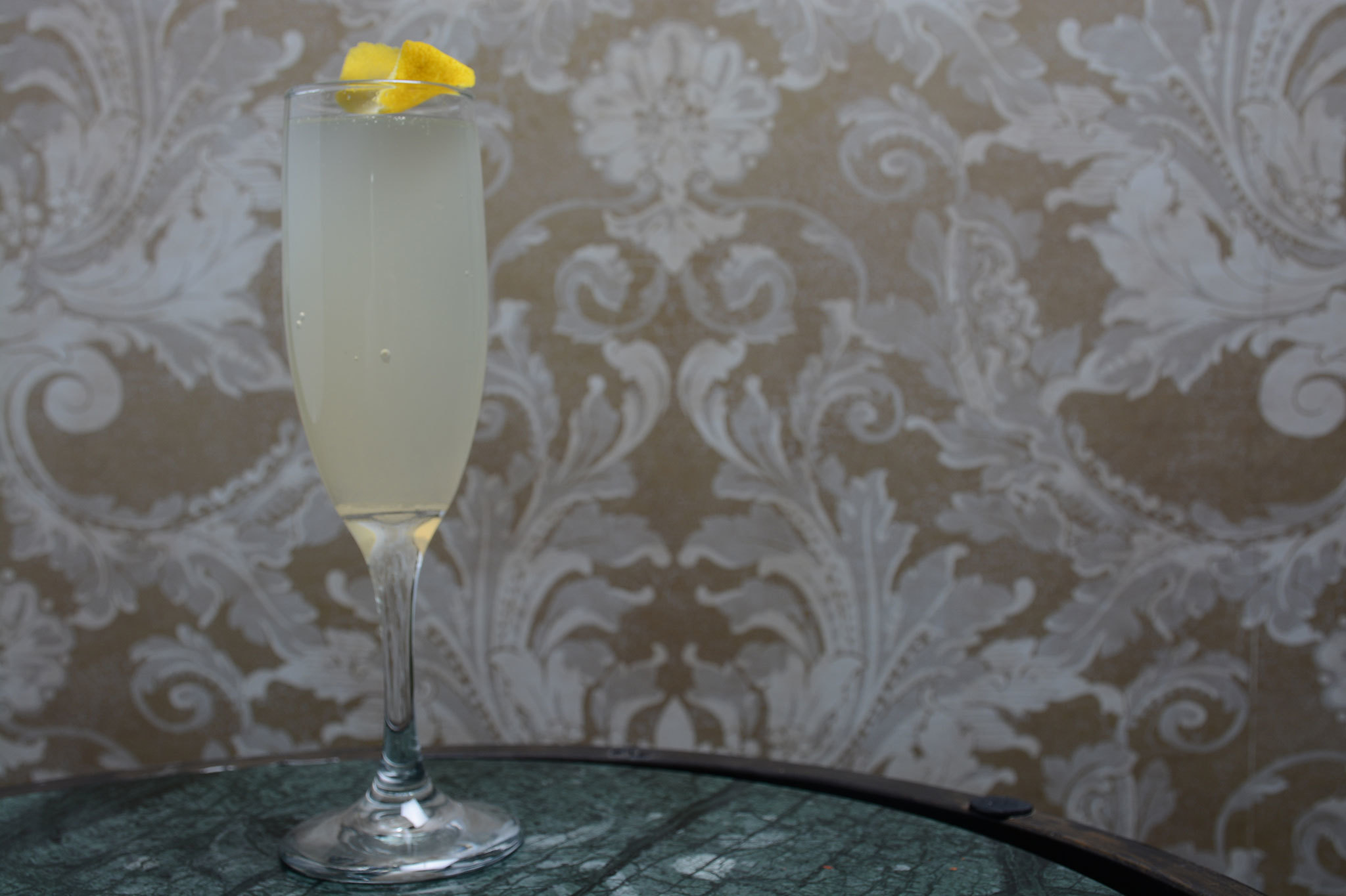 French 75 at The Little Easy