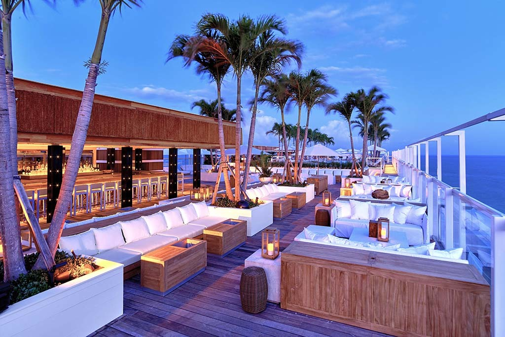 The best rooftop bars in Miami