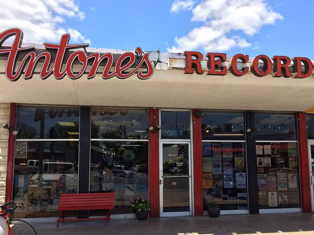 (Photograph: Courtesy Antone's Record Shop)
