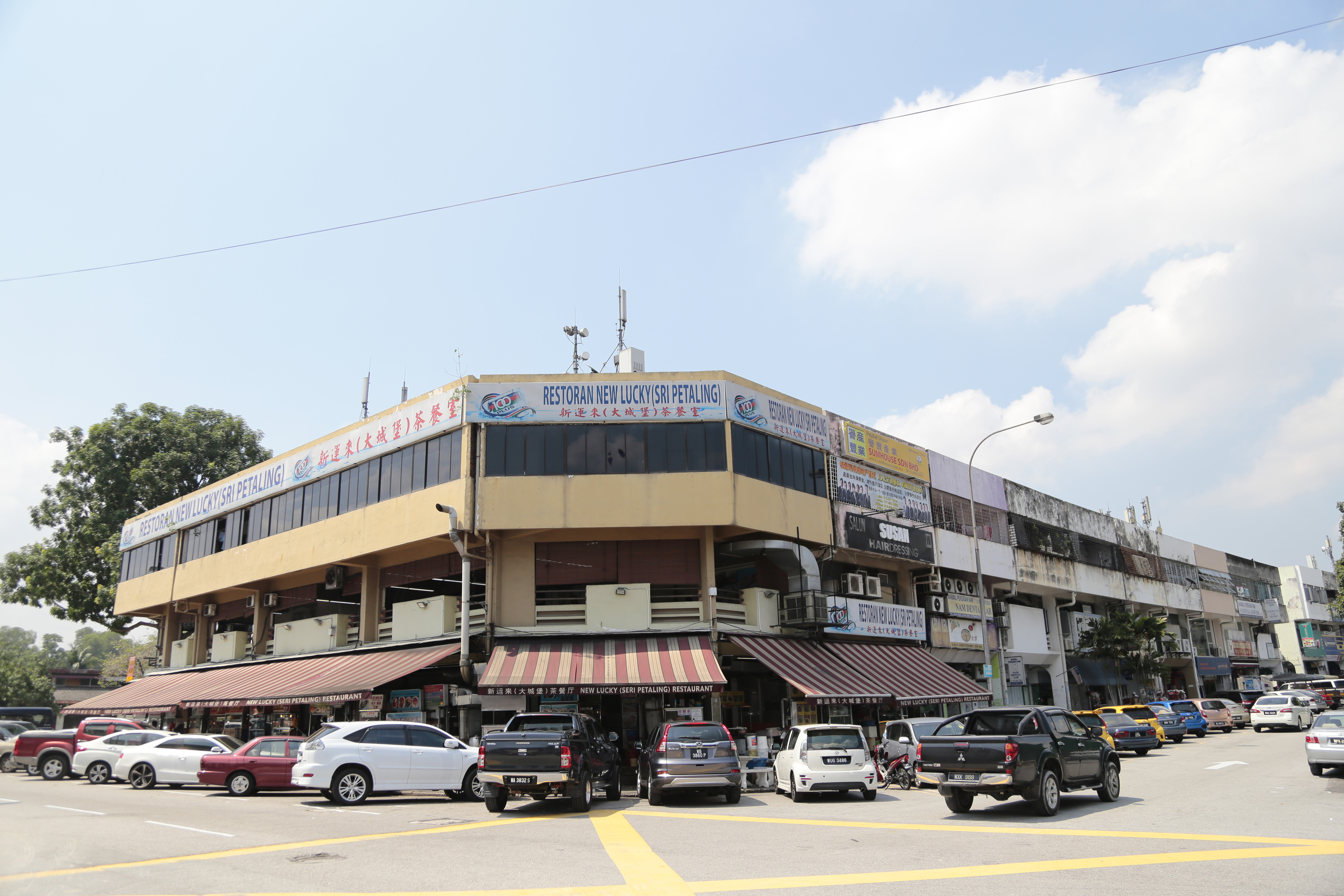 Sri Petaling area guide