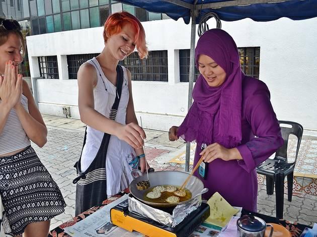 Ramadhan Raya series at Central Market