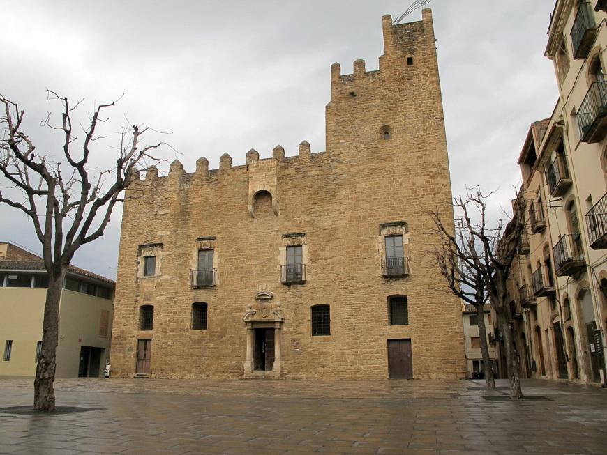 Castell dels Bisbes de Girona