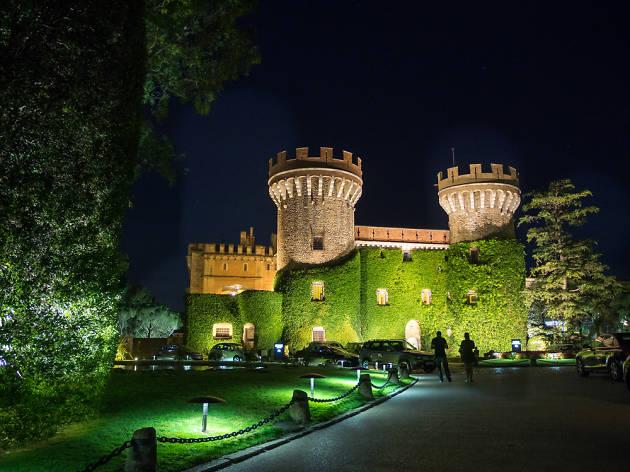 Girona's iconic castles