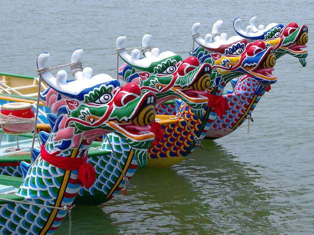 Stanley Dragon Boat Championships - main image