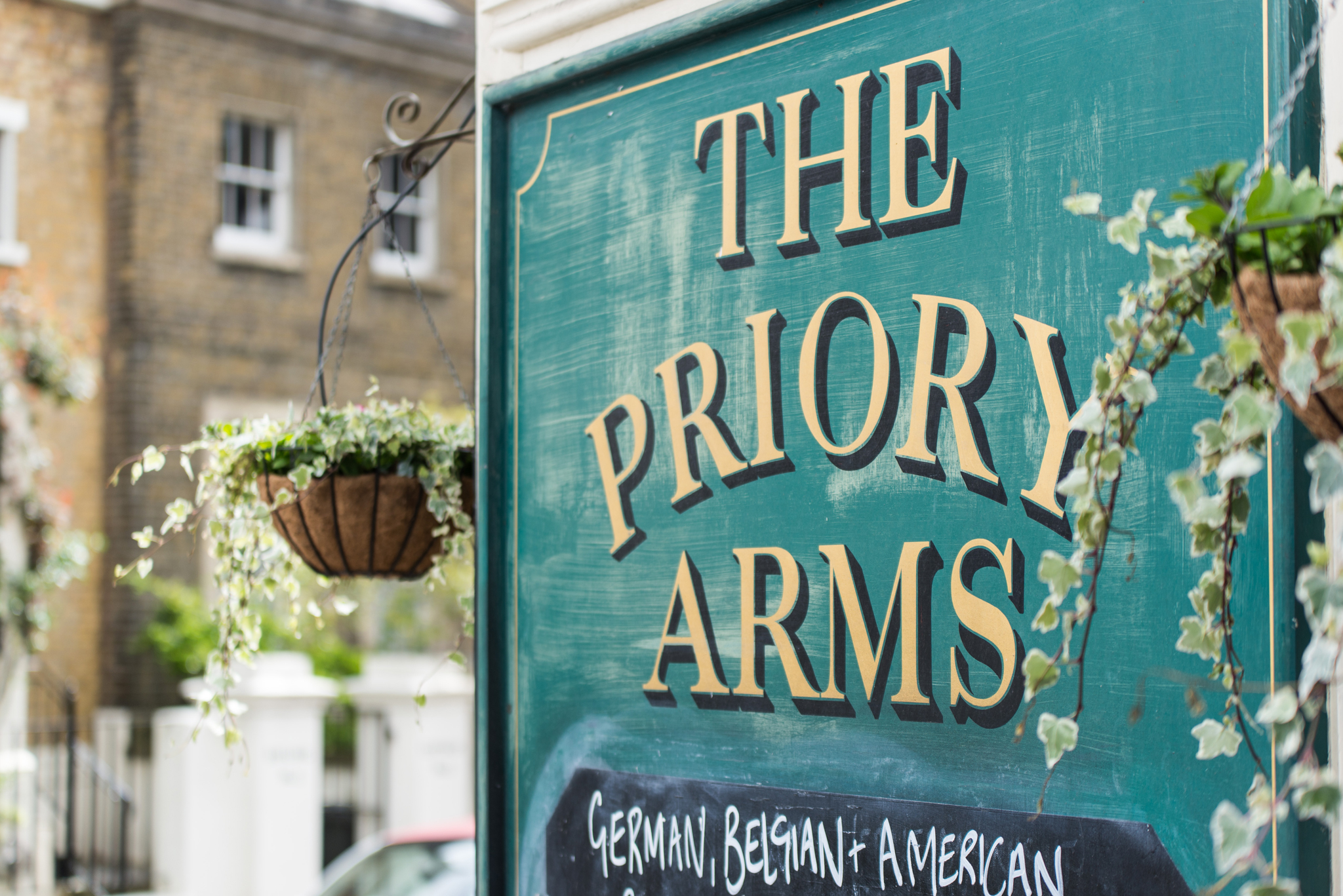 Priory Arms