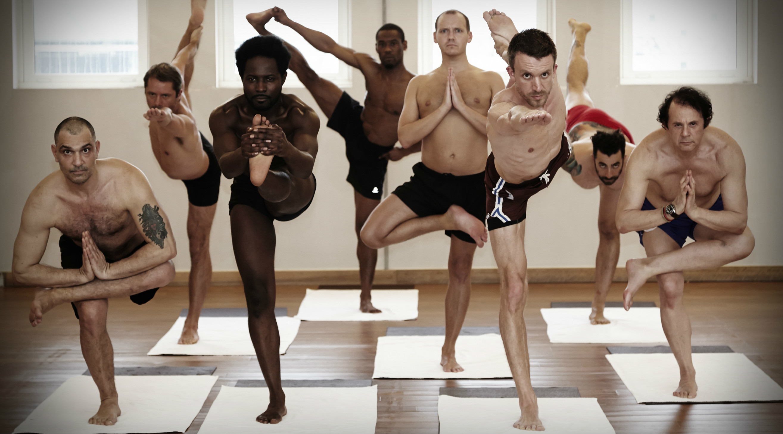 The best hot yoga and bikram in London