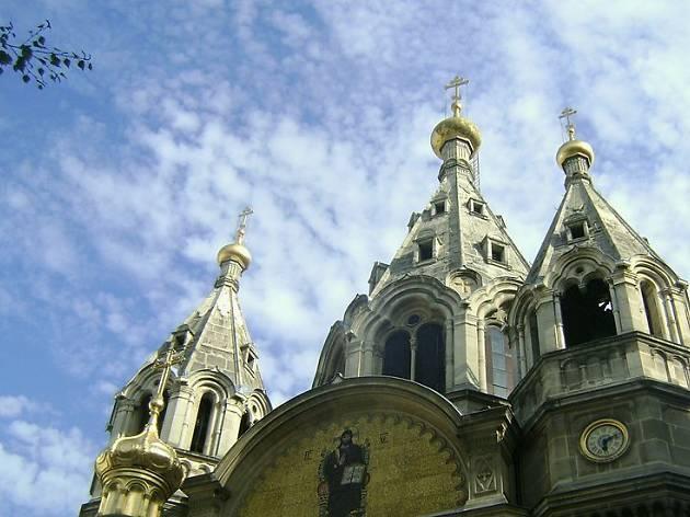 Alexander Nevksy Cathedral