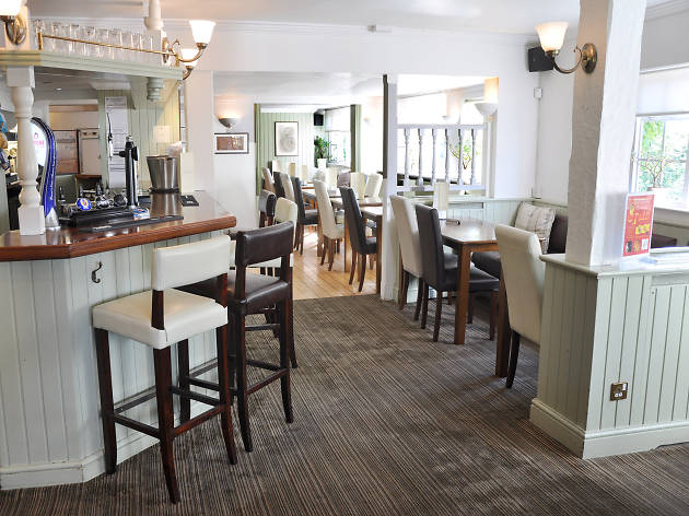 The Orange Tree, Sawbridgeworth, Herts/Essex
