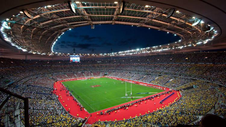 Stade de France histoire