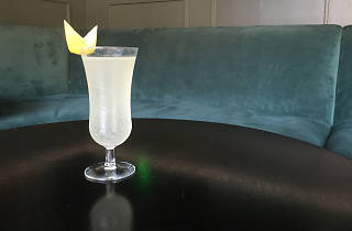 French 75 at The Fiscal Agent