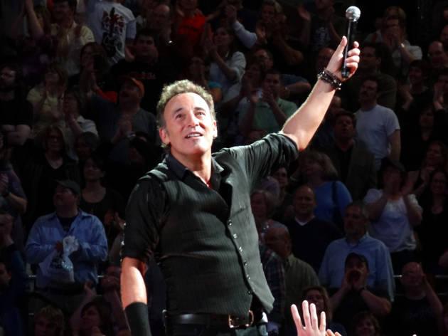 Bruce Springsteen from Flickr - GabboT