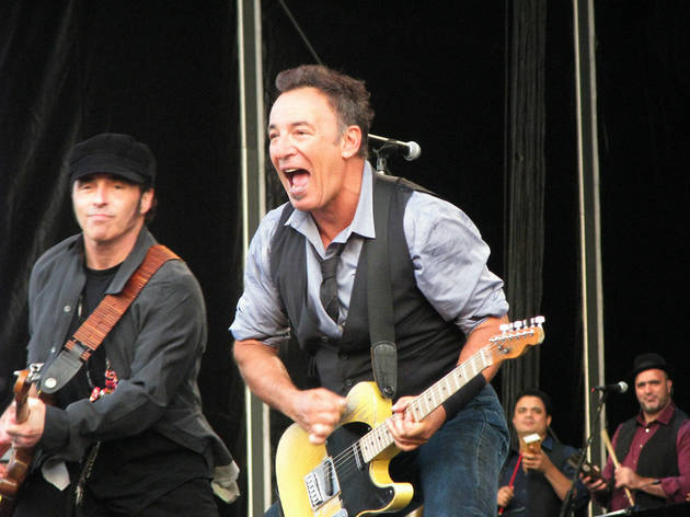 Bruce Springsteen from Flickr - Terry Smith