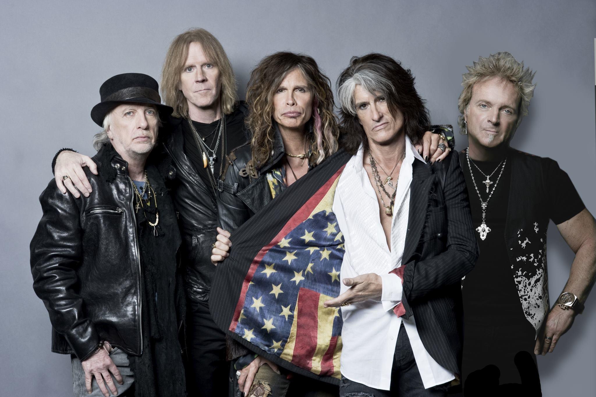 Aerosmith en la Ciudad de México