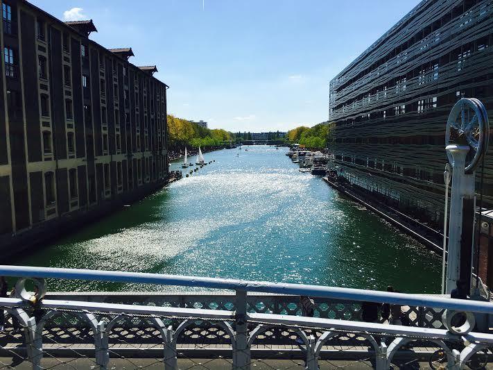 24h autour du bassin de La Villette