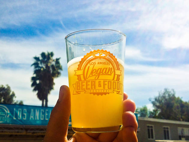 LA Vegan Beer & Food Festival