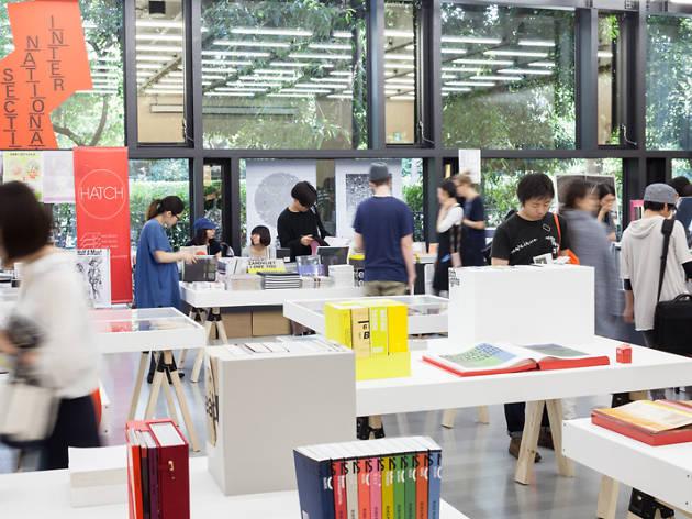 THE TOKYO ART BOOK FAIR 2016